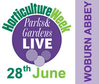 Come and see us at Parks & Gardens LIVE 2017, Woburn Abbey.